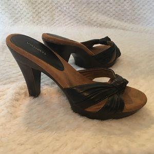 Women's black heels